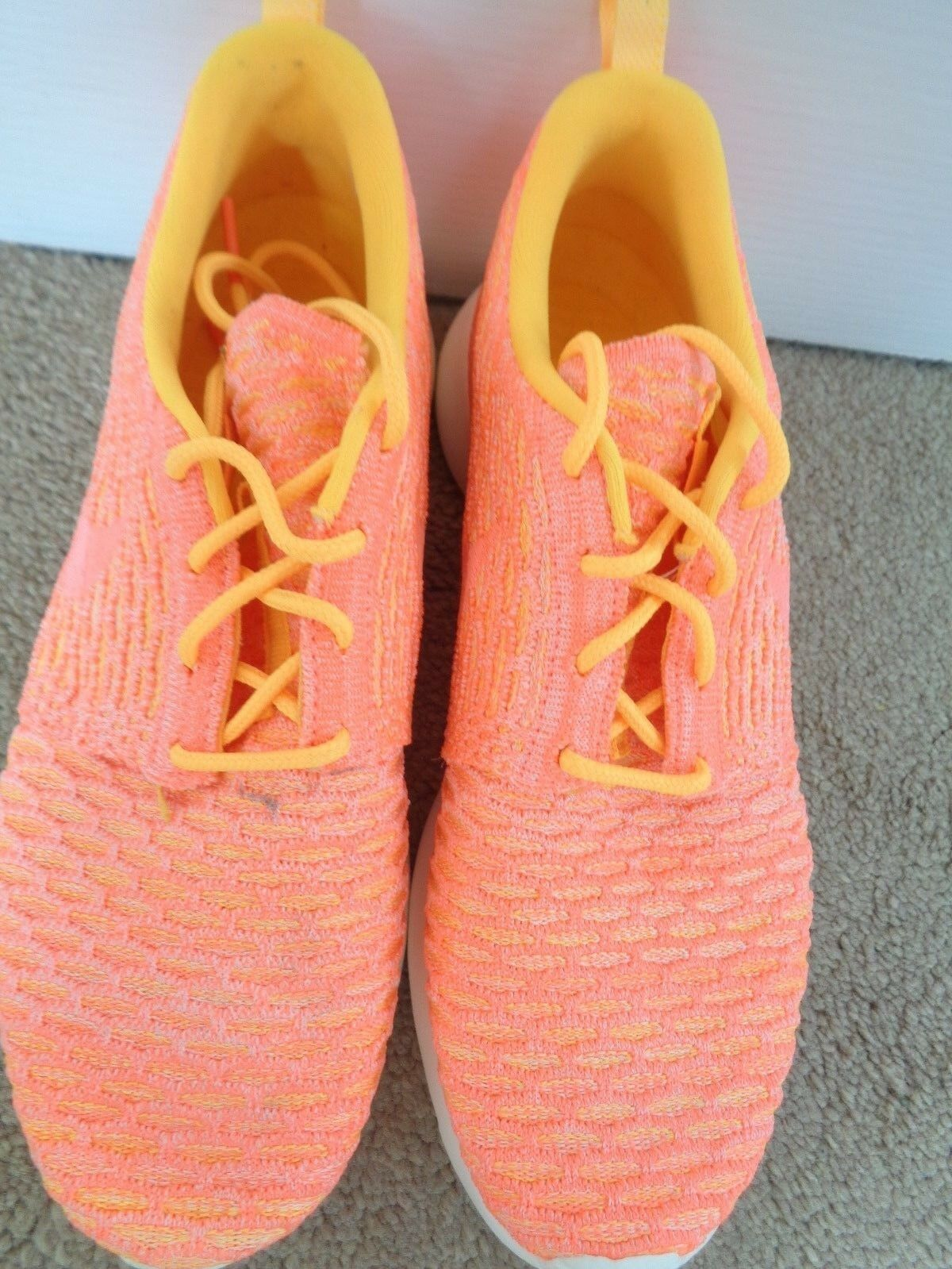 Nike Roshe One Flyknit wmns trainers 7 Turnschuhe 704927 802 uk 7 trainers eu 41 us 9.5 NEW 3112c9