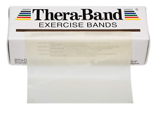 Ea TheraBand Professional Non-Latex Resistance Band Latex Free 25 Yard Roll