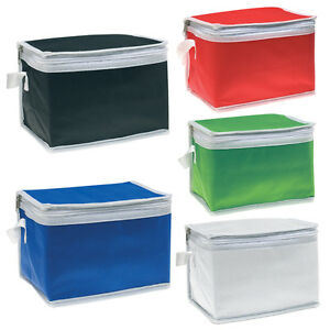 small insulated cool cooler lunch bag thermos picnic box. Black Bedroom Furniture Sets. Home Design Ideas