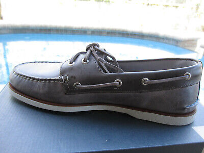 Eye Boat Shoes Size 14 Maiden Grey