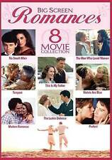 Big Screen Romances: 8-Movie Collection (DVD, 2014, 2-Disc Set)