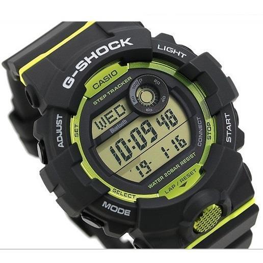 d1de58896 Casio G-shock Gbd800-8 G-squad Bluetooth Step Tracker Digital 200m Men's  Watch for sale online | eBay