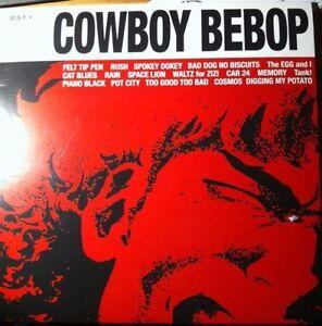 COWBOY-BEBOP-VINYL-RARE-SOUNDTRACK-ANIME-MONDO-GHOST-SHELL-WALTZ-DRAGONBALL-OST