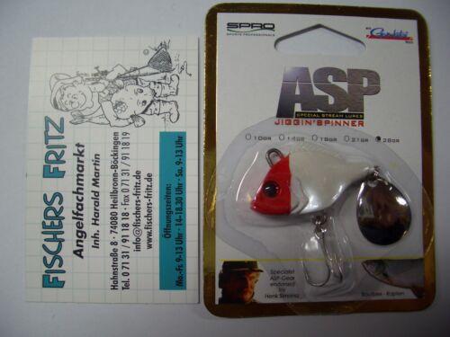 Original Spro ASP Jiggin Spinner Farbe F Gewicht 28g ab 6,29€ Angeln Kunstköder