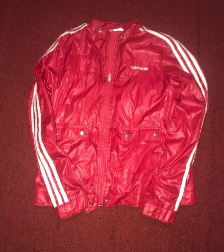 Originals Moto Wmns M Adidas Red Jacket pqwWTWO7Hx