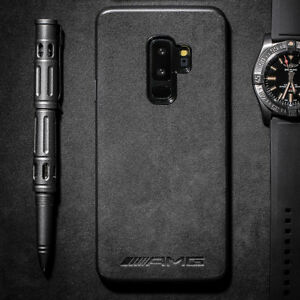 newest 86830 6c5aa Details about New Galaxy S8 S8+ S9 S9+ Note 8 9 AMG BMW RS Alcantara Suede  Phone Case Cover