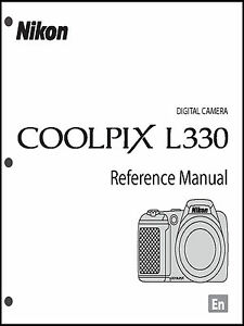 nikon coolpix p5000 digital camera original users manual