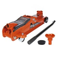 GEORGES Cric hydraulique Rouleur pour Voiture 2,5 tonnes, 80-360 mm, Profil Bas