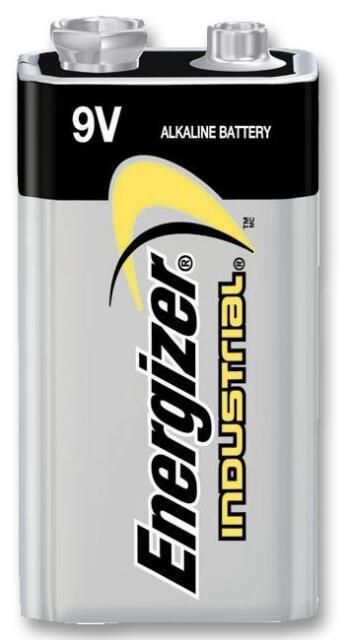 Batterie Alkaline PP3 9V PK12 Batterien Nicht-Wiederaufladbar