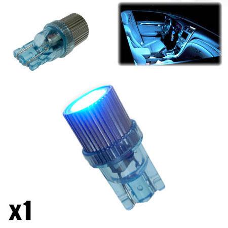 1x BMW 5 Series F10 520d 501 W5W Blue Interior Courtesy Bulb LED Superlux Light