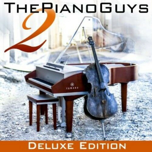1 of 1 - The Piano Guys - Piano Guys 2 [New CD] With DVD