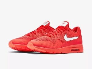 nike air max 1 ultra flyknit rood