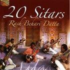20 Sitars 5019396231221 by Rash Behari Datta CD
