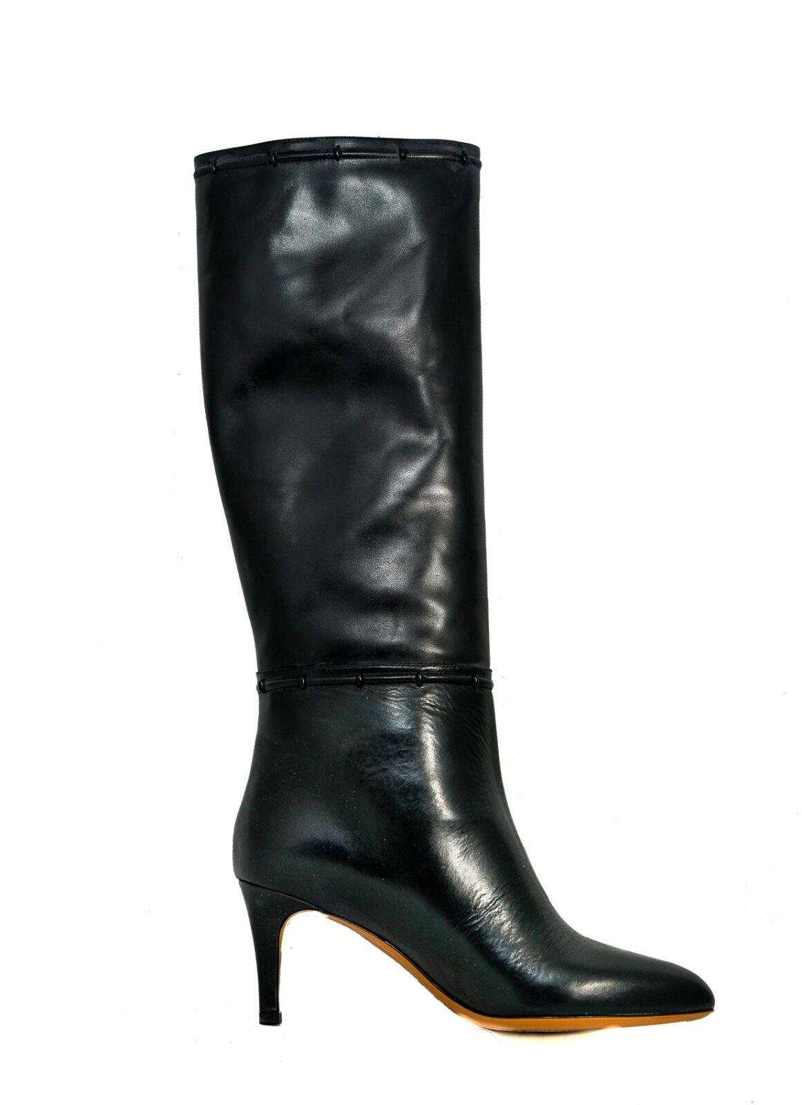 molte concessioni New in Box Bruno Magli Ladies Leather nero stivali Dajan Dajan Dajan  fino al 65% di sconto