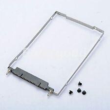 HDD Caddy Disque Dur pour HP Compaq NC6000 NC8000 NX5000 NW8000 Connecteur +4Vis