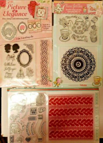 CARD MAKING ACCESSORIES BUNDLE = VARIOUS ITEMS