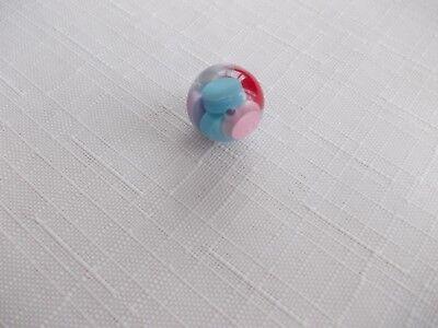 Bellissimo Palla Colorata Per Un Bambino Casa Delle Bambole-mostra Il Titolo Originale
