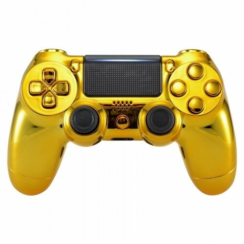 Chrome Gold PS4 V2 new version Rapid Fire Controller 35 mods for Major FPS games