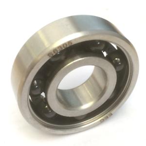 6305 CH-Si3N4 Ceramic Hybrid Ball Bearing 25x62x17