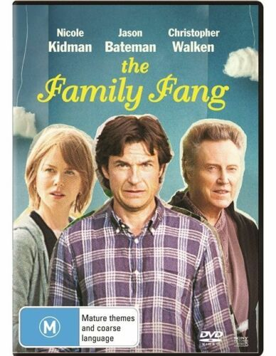 1 of 1 - The Family Fang (Dvd) Comedy Drama  Jason Bateman, Nicole Kidman NEW SEALED