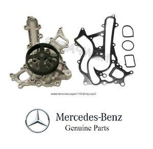 Mercedes W166 R172 W204 W207 W212 Engine Water Pump Gasket Genuine Mercedes For