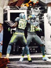 Desean Jackson & Dez Bryant Unsigned 16x20 Photo Pro bowl-cowboys And Redakins