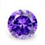 Purple Sapphire 1mm//2mm//3mm//4mm//5mm each for 2Pc Round Cut AAAAA VVS Loose Gems