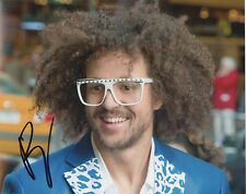 REDFOO Signed 10x8 Photo LMFAO Party Rock Anthem COA