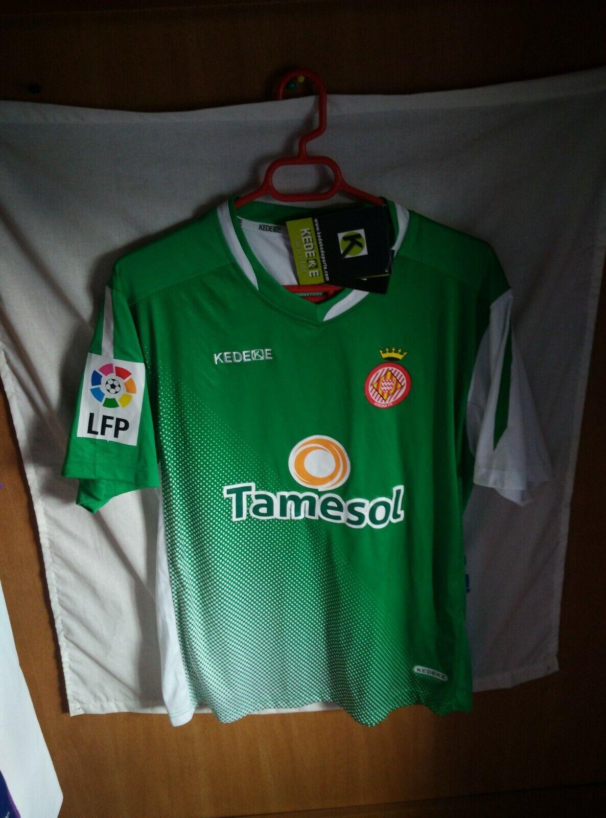 Nueva a estrenar   Original   Camiseta de futbol   Dimensione M   Girona FC