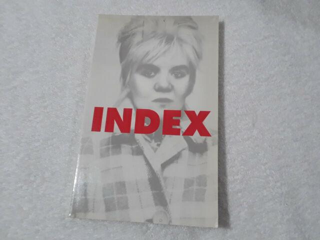 PETER SOTOS Index Creation Books Whitehouse