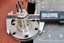 Varian 275 Od Cf 4 Pin Instrumentation Vacuum Feedthrough Of22