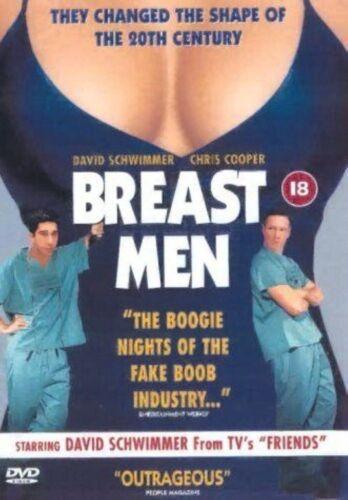 1 of 1 - BREAST MEN DAVID SCHWIMMER CHRIS COOPER LOUISE FLETCHER CINEMA CLUB UK DVD L NEW