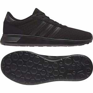 Adidas-Mens-Lite-Racer-Trainers-Black
