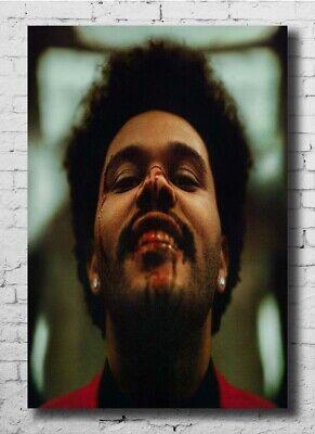 Post Malone Rapper Music Star Art Silk 20x30 24x36 Poster K850
