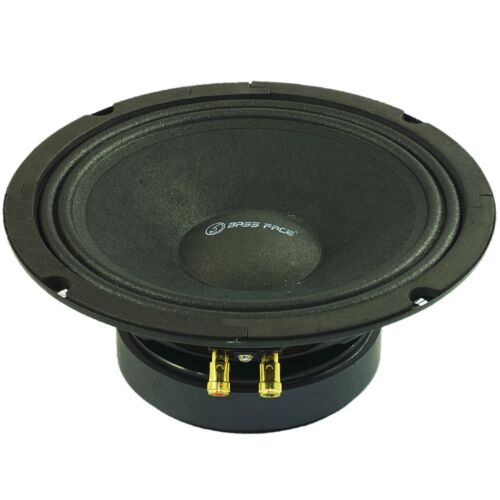 "WOOFER BASS FACE NERO PAW10.1 PAW 10.1 25 CM 10/"" IMPEDENZA 8 OHM CASA HOME DISCO"