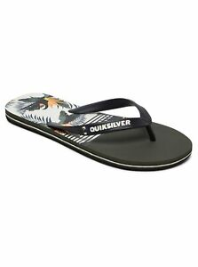 Quiksilver™ Molokai Jungle Swell - Tongs pour Homme AQYL100984