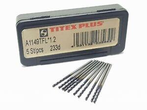 X10-Titex-Plus-1-2mm-Bohrer-A1149TFL-HSS-Tialn-Beschichtet-X-9mm-X-30mm-RT2