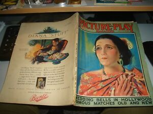 Picture-Play-Magazine-Jan-1927-Magazine-By-Cinema-American-Beautiful-And