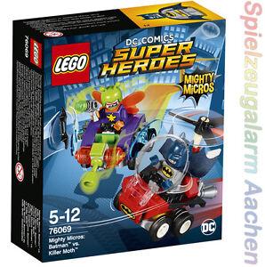 LEGO 76069 DC COMICS Super Heroes Mighty Micros Batman vs Killer Moth N3/17