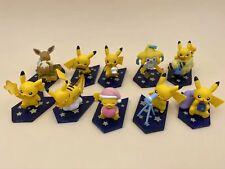 Pokemon Petit Figure Collection Pokemon's TROPICAL SWEETS Pikachu /& Cosmog Japan