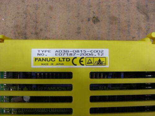 Fanuc I//O Expansion Module A03B-0815-C002