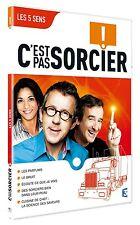 """DVD """"C est Pas Sorcier :les 5 sens"""""""