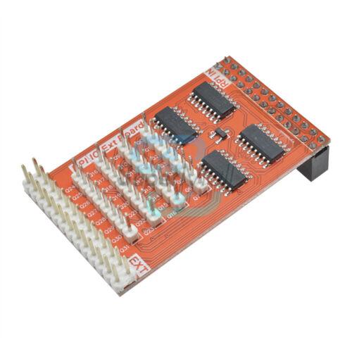 Raspberry Pi Expansion Board 32 GPIO Infinity Cascade 8-bit IO Extend Adapter