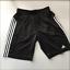 ADIDAS-Men-Designed-to-Move-3Stripe-Zip-Shorts-Conavy-Rawste-Black-M-LXL-XXL-NWT thumbnail 8