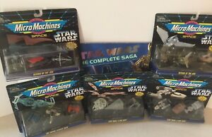 STAR-WARS-MICRO-MACHINES-VEHICLES-FROM-THE-ORIGINAL-STAR-WARS-TRILOGY-Lot-of-5