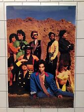 PRINCE • w/ LOVESEXY Band 1988 in MPLS • off. Poster + 2 Stickers & Poster FREE