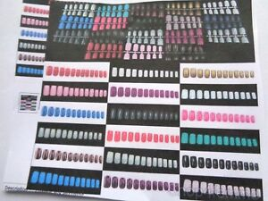 24-COLOURED-SHORT-EUROPEAN-FULL-COVER-FALSE-NAILS-19-COLOURS-AVAILIBLE