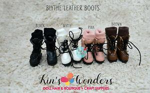 2019 Nouveau Style Chaussures Pour Neo Blythe, Pullip, Bjd, Licca, Azone Jerry 3.5 Cm Poupée Accessoires-afficher Le Titre D'origine