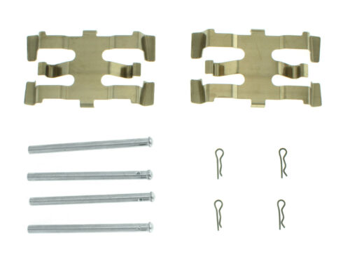 Disc Brake Hardware Kit Rear Centric 117.42054