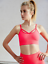 New-Free-People-Movement-Activewear-Barely-There-Seamless-Yoga-Sports-Bra-48 thumbnail 15